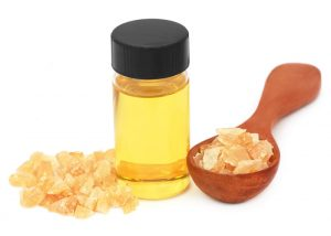 Frankincense essential oil for easing anxiety