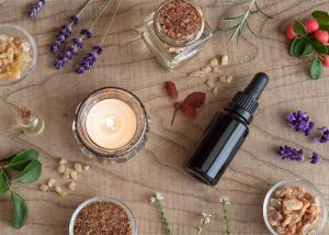Frankincense myrrh and other spices to help inflammation
