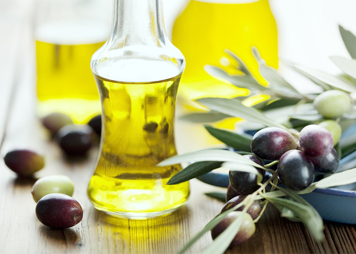 Olive oil for a Paleo diet