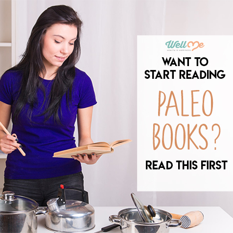 Want to Start Reading Paleo Books? Read This First