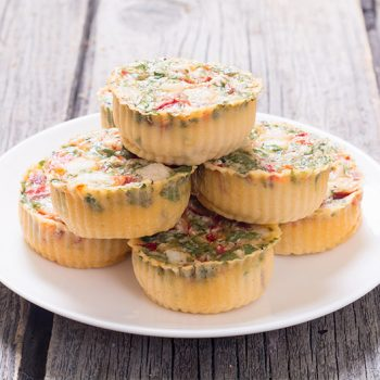 paleo breakfast muffins featured image