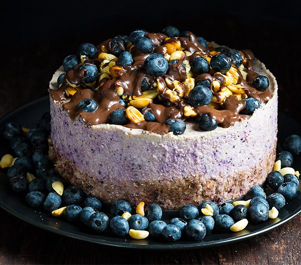 paleo cheesecake featured image