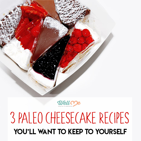 3 Paleo Cheesecake Recipes You'll Want to Keep to Yourself