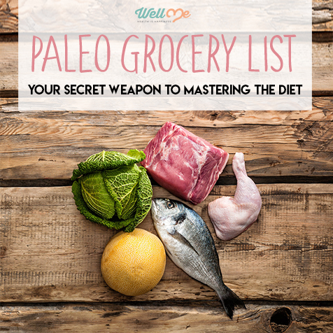 Paleo Grocery List Your Secret Weapon to Mastering the Diet