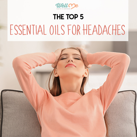 The Top 5 Essential Oils for Headaches