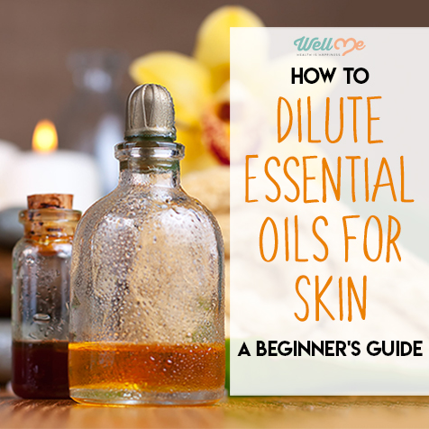 How to Dilute Essential Oils for Skin: A Beginner's Guide