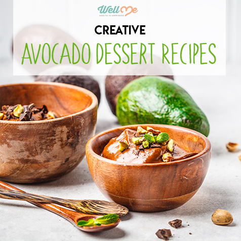 Creative Avocado Dessert Recipes
