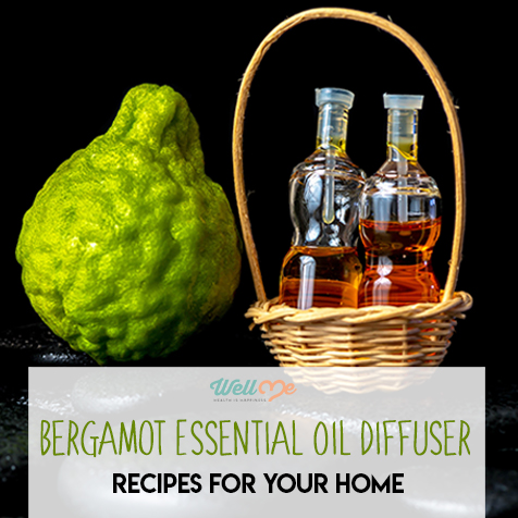 Bergamot Essential Oil Diffuser Recipes For Your Home