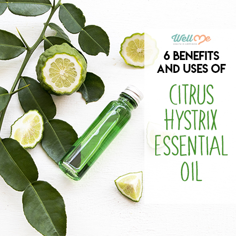 6 Benefits and Uses of Citrus Hystrix Essential Oil