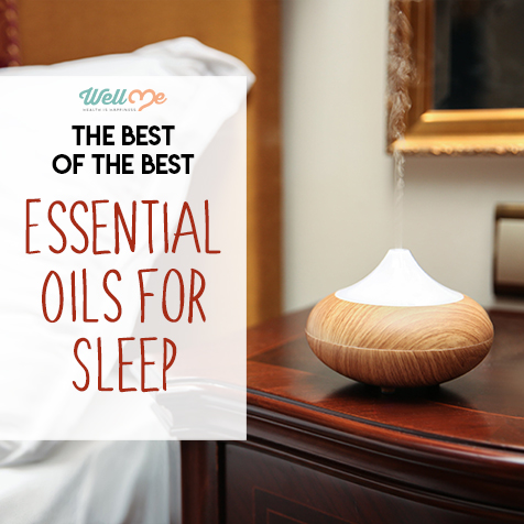 The Best of the Best Essential Oils for Sleep