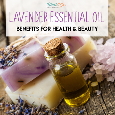 Lavender Essential Oil Benefits for Health & Beauty