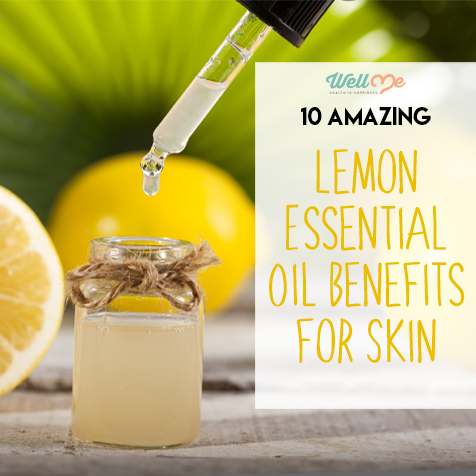 10 Amazing Lemon Essential Oil Benefits for Skin