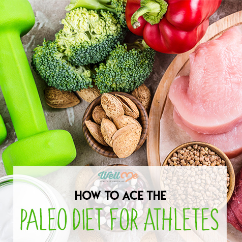 How to Ace the Paleo Diet for Athletes