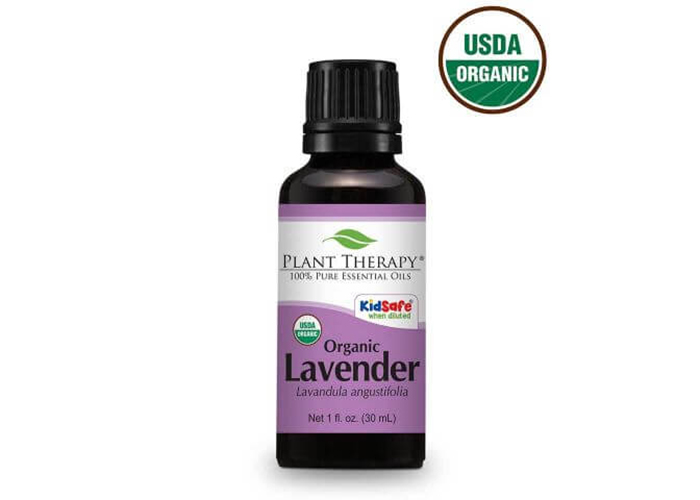 Plant Therapy Lavender Essential Oil bottle